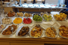 Ресторант Ле Бистро - меню