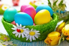 Paskalya yumurtaları 2017 | Lucky Bansko SPA & Relax