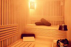 Sauna alanı   Lucky Bansko