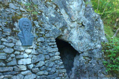 Пещерата на св. Иван Рилски | Lucky Bansko