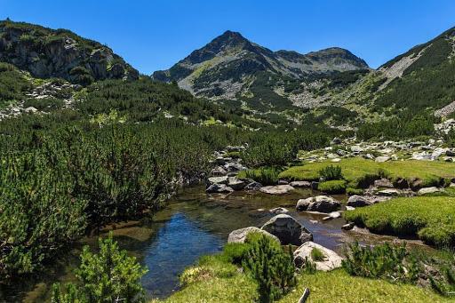 Pirin Dağı'nda Rezervler