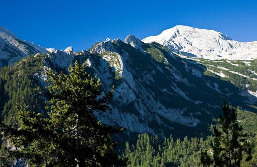 Pirin Dağı'ndaki Bayuvi Dupki Koruma Alanı