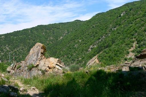 Pirin Dağı'ndaki Tisata Koruma Alanı
