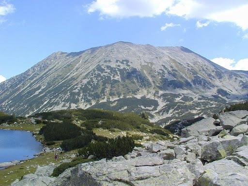 Pirin Dağları'ndaki Zirve Todorka