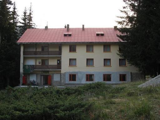 Dağda dağ evi Pirin