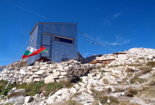 Koncheto Pirin'de barınak