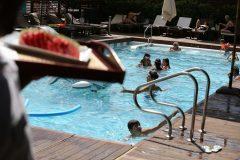 Açık hava yüzme havuzu 11 | Lucky Bansko