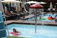 Açık hava yüzme havuzu 12 | Lucky Bansko