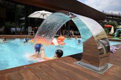 Açık hava yüzme havuzu 2 | Lucky Bansko