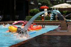 Açık hava yüzme havuzu 8 | Lucky Bansko