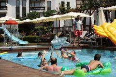 Açık hava yüzme havuzu 9 | Lucky Bansko