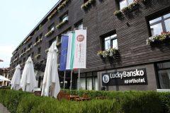 Lucky Bansko Aparthotel & Spa'nın dış cephesi