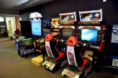 Video oyunları salonu
