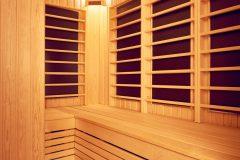 Sauna kabini | Apart Lucky Bansko & SPA