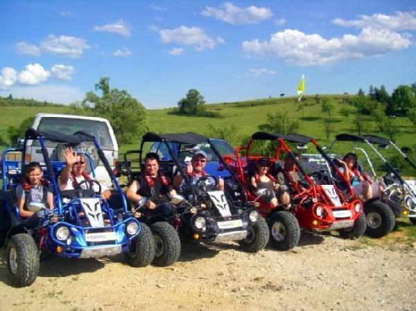 Bansko Arazi arabaları | Lucky Bansko SPA & Relax