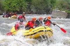 Bansko'da rafting ve kano